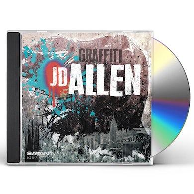 JD Allen GRAFFITI CD