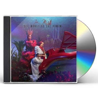 All Monsters Are Human CD