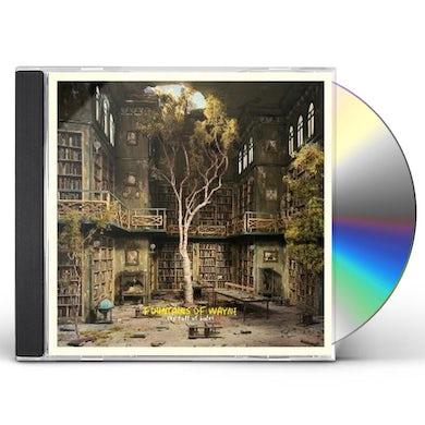 SKY FULL OF HOLES CD