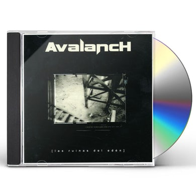 Avalanch LAS RUINAS DEL EDEN CD