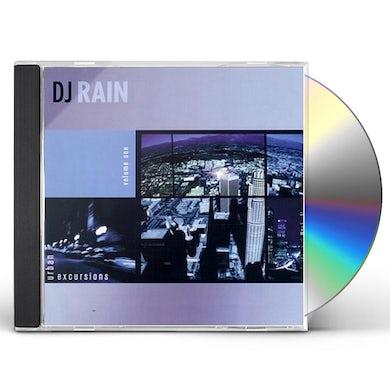 DJ Rain URBAN EXCURSIONS 1 CD