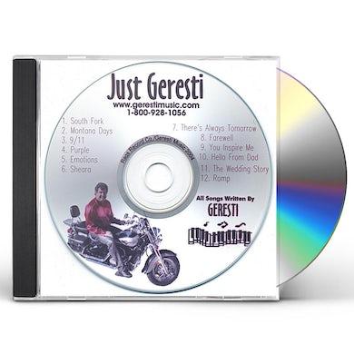 JUST GERESTI CD