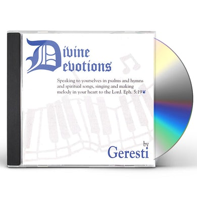 Geresti DIVINE DEVOTIONS CD