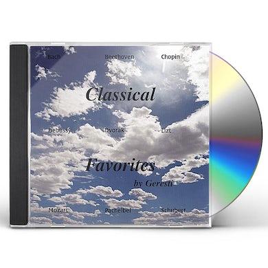 Geresti CLASSICAL FAVORITES CD