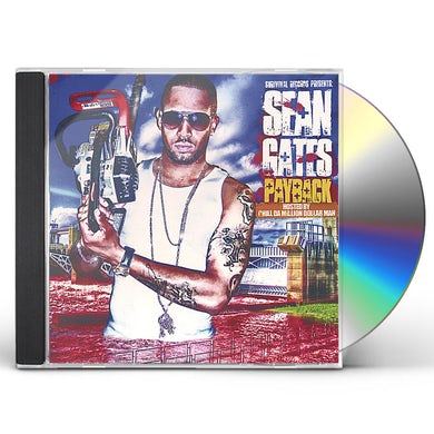 Sean Gates PAYBACK DA MIXTAPE CD