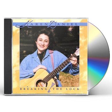Karen Daniel BREAKING THE LOCK CD