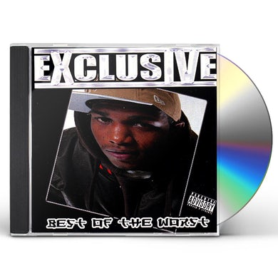 Exclusive BEST OF THE WORST CD