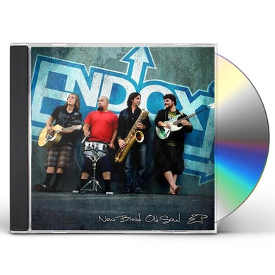 Endoxi NEW BLOOD OLD SOUL EP CD