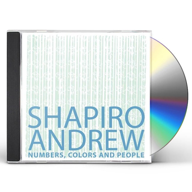 Andrew Shapiro NUMBERS COLORS & PEOPLE CD