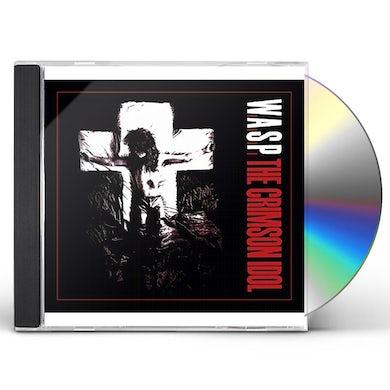 W.A.S.P CRIMSON IDOL CD