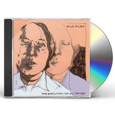 Rilo Kiley EXECUTION OF ALL THINGS CD