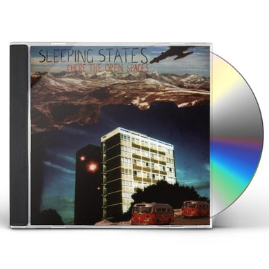 Sleeping States THERE THE OPEN SPACES CD
