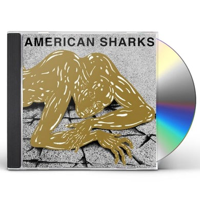 American Sharks 11:11 CD