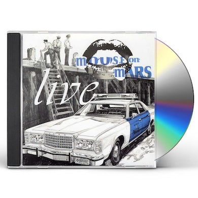 Mouse On Mars LIVE04 CD