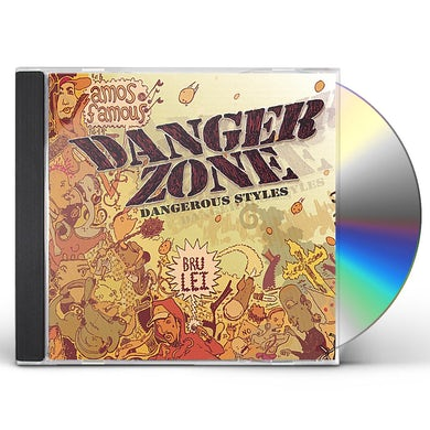 DaNGeR ZoNe DANGEROUS STYLES CD