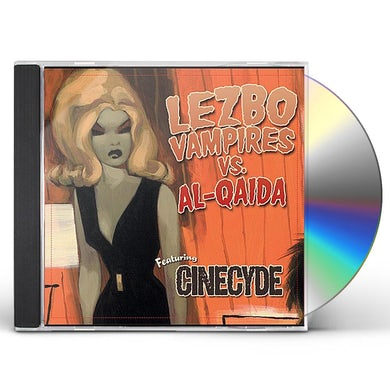 Cinecyde LEZBO VAMPIRES VS. AL-QUAIDA CD