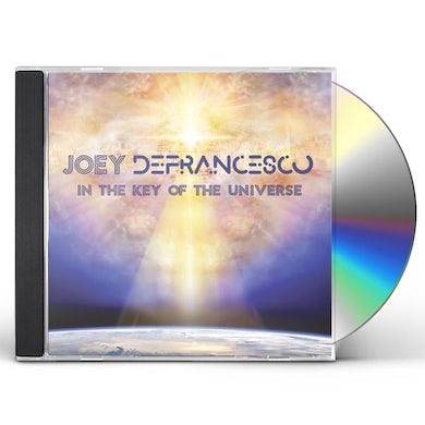 Joey Defrancesco IN THE KEY OF THE UNIVERSE CD