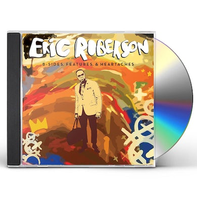 Eric Roberson B-SIDES FEATURES & HEARTACHES CD