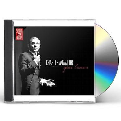 Charles Aznavour APRES L'AMOUR CD