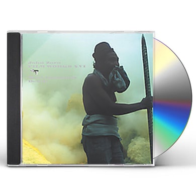 John Zorn FILMWORKS XVI / Original Soundtrack CD