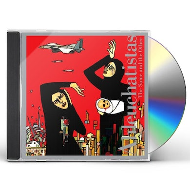 Ahleuchatistas SAME & THE OTHER CD