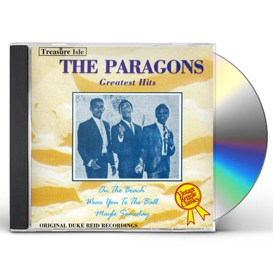 The Paragons GREATEST HITS CD