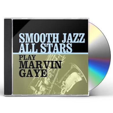 Smooth Jazz All Stars PLAY MARVIN GAYE CD