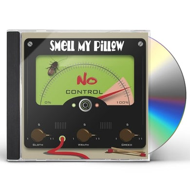 Smell My Pillow NO CONTROL CD