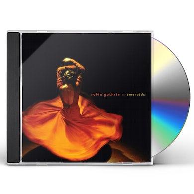 Robin Guthrie EMERALDS CD