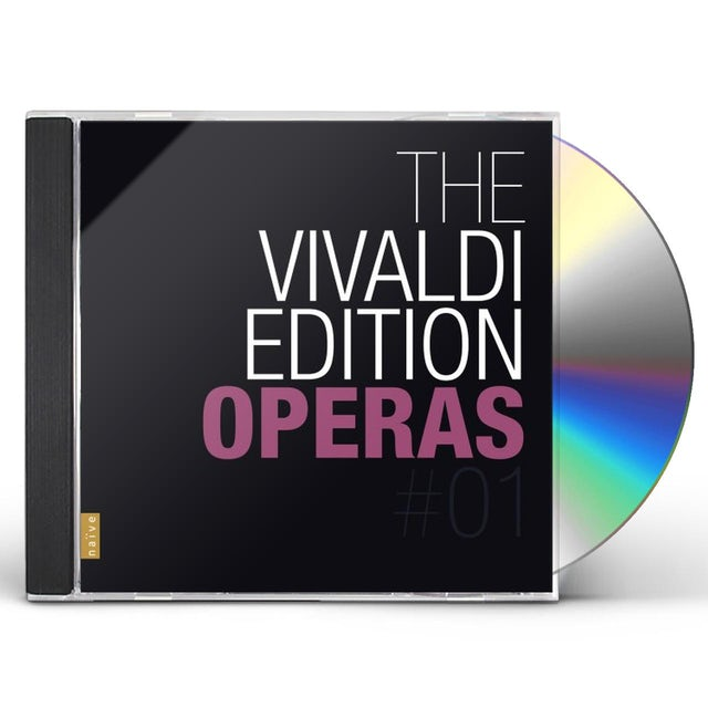 Vivaldi EDITION OPERAS 1 CD