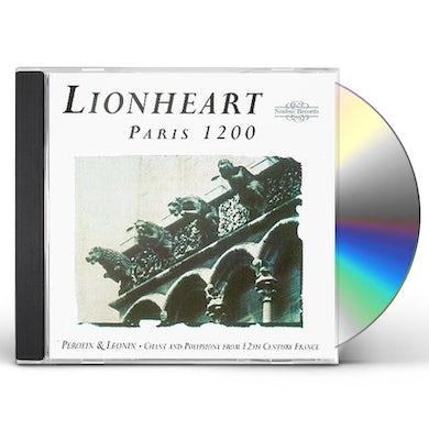 Lionheart PARIS 1200 CD