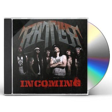 Rattler INCOMING CD