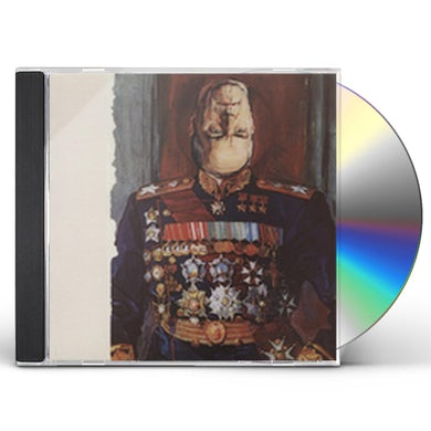 Lungfish FERAL HYMNS CD