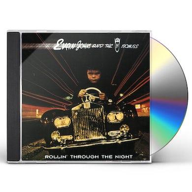 Evan Johns & H-Bombs ROLLIN' THROUGH THE NIGHT CD