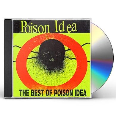 BEST OF POISON IDEA CD