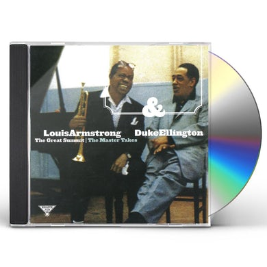 Louis Armstrong GREAT SUMMIT: THE MASTER TAKES CD