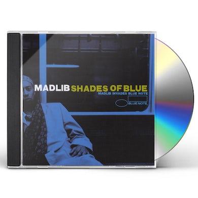 Madlib SHADES OF BLUE CD