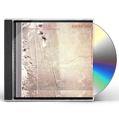 Brian Eno APOLLO: ATMOSPHERE & SOUNDTRACKS CD