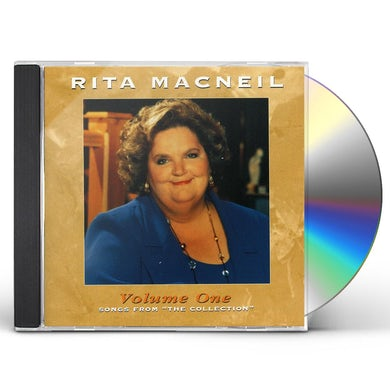 Rita MacNeil SONGS FROM THE COLLECTION 1 CD