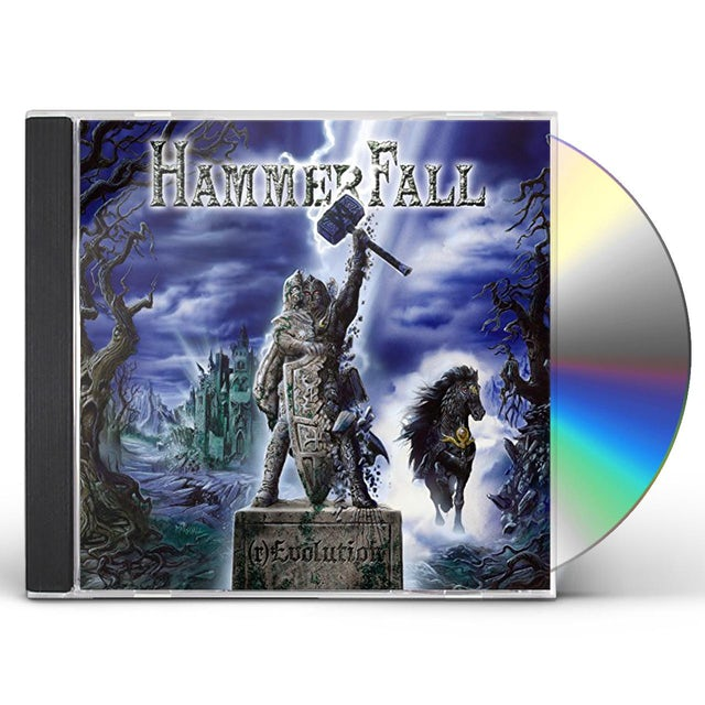 HammerFall (R)EVOLUTION CD