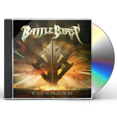 Battle Beast NO MORE HOLLYWOOD ENDINGS CD