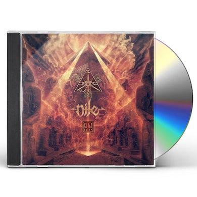 Nile VILE NILOTIC RITES CD