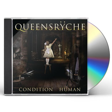 Queensrÿche CONDITION HUMAN CD