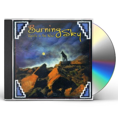 SPRITS IN THE WIND CD