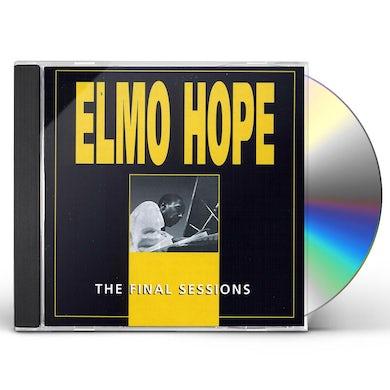 Elmo Hope FINAL SESSIONS CD