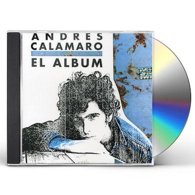 Andres Calamaro EL ALBUM CD