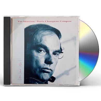Van Morrison POETIC CHAMPIONS COMPOSE CD