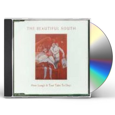 Beautiful South HOW LONG'S A TEAR TAKE TO DRY CD