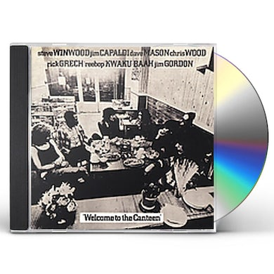 Traffic WELCOME TO THE CANTEEN CD