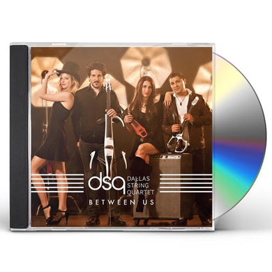 Dallas String Quartet BETWEEN US CD